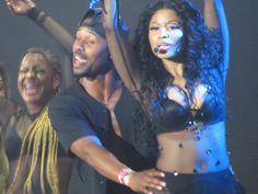 Nicki Minaj at Wireless Festival 2015