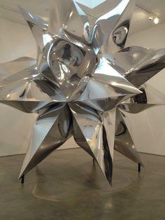 Frank Stella Artist Sculpture Marianne Boesky Gallery New York