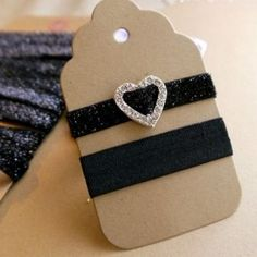 Use this simple tutorial and supply list to make lots of these awesome hair ties...great holiday gift idea!