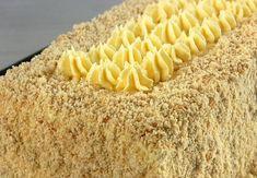 """Простой и нежный торт """"Славянка"""" с секретным ингредиентом"""