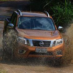 Como anda a nova #Nissan Frontier? Descubra em @UOLCarros http://uol.com/bwj7vZ #lameira #picapeira #picape #truck #frontier #cars #carros #coches #mexico #carlovers #camioneta #forçabruta #raçaforte