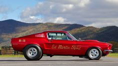 Legendary drag racer Bob Glidden Has Died At Glidden was a 10 time NHRA champion and appeared in the finals at the US Nationals 13 years in a row. Funny Car Drag Racing, Nhra Drag Racing, Bob Glidden, Nhra Pro Stock, Cool Car Pictures, 1968 Mustang, Vintage Mustang, Drag Cars, Sexy Cars