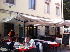 buffet siora rosa #trieste, italy  ©mirella zolli 2012