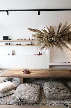 Jackie Boheme Antwerp Home Room Design, Living Room Designs, House Design, Interior Design Inspiration, Home Decor Inspiration, Deco Buffet, Diy Home Decor, Room Decor, Zen Room