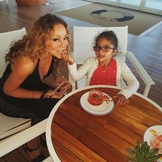 So Sweet!: Mariah Carey Shares New Photos of Herself With Twins Moroccan and Monroe — See the Pics!