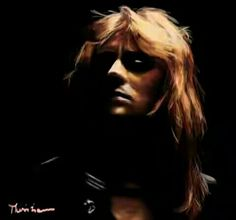 Roger Taylor by Musiriam; digital painting