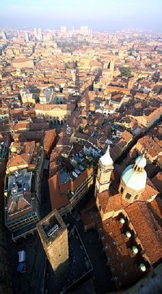 Bologna, Italy!!... definitely going there one day ......