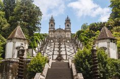 Braga, Portugal - one of the best things to do in Portugal