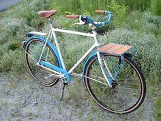 ANT Bikes: The Fanciest Roadster in the USA — Email from 8.7.08