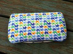 Teeny Tiny Elephants Boutique Style Travel by CrystalCreations108, $8.50
