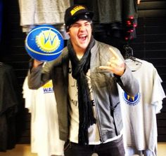 James Durbin Santa Cruz Warriors @durbinrock @grindouthunger @dleaguewarriors