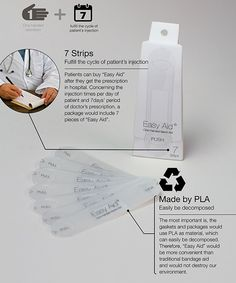 An Innovative Band-Aid That You Can Put On With Just One Hand - DesignTAXI.com