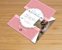 Brochure para una wedding planner