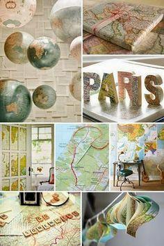 Recicla mapas