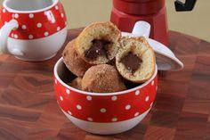 Aprenda a fazer diversas #receitas de Bolinho de Chuva http://catr.ac/p329433