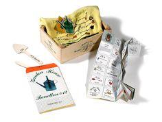 CLIENTE Benetton. Sviluppo grafico e stilistico sul tema 'giardinaggio' per il marchio 0-12 anni: grafica, supporti promozionali, labelling, confezionamento, stampe sui prodotti e disegno stilistico #packaging #moda #grafica #benetton