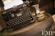typewriter // Studio EMP