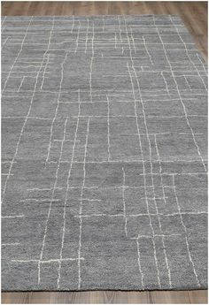 black shag rug ikea with wooden floor and chair for home decoration ideas. Black Shag Rug, Grey Rugs, Shag Rugs Ikea, Brown Rug, Brown And Grey, Joss And Main Rugs, Rug Cleaning, Bathroom Rugs, Wooden Flooring