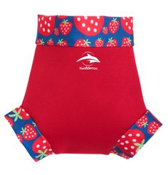 Buy Konfidence Baby Clown Strawberry Neo Nappy Cover, Red from our Baby & Toddler Swimwear range at John Lewis & Partners. Toddler Swimming, Back To School Bags, Baby Essentials, New Kids, Our Baby, Latest Trends, Strawberry, Swimwear, Red