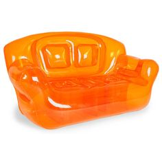 Inflatable Couch Orange, $52, now featured on Fab.
