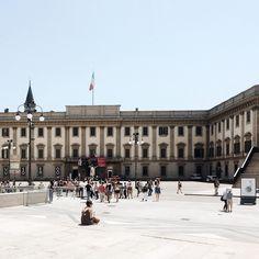 Royal Palace  Milan  #VSCOcam #pimpmycity by puma_36