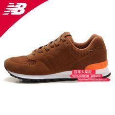 2.013 nuevos hombres y mujeres auténticos zapatillas zapatos casual zapatillas NB MS574