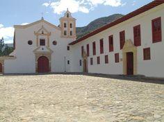monasterio_de_la_candelaria_raquira_boyaca - Colombia