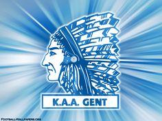 Voetbalploeg Kaa Gent.