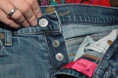 """How to """"fix"""" a broken zipper."""