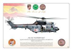 Eurocopter AS-332 Super Puma - España
