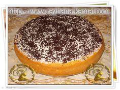 Cuisine Rayhana Kamal: Cake au citron