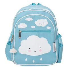 9a49f29dabf Σακίδιο σύννεφο Little Lovely Company Blue Clouds, Boys Backpacks, Boy  Blue, Rund Ums. baby company