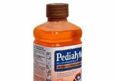 Scientists may be saying that Sprite is the best hangover remedy out there, but some college students and 20-somethings swear by another trick. #Pedialyte, a liquid meant for dehydrated infants suffering from vomiting and diarrhea, also works wonders after a long night of partying, fans say.