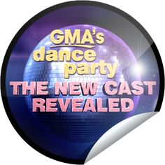 GMA's Dance Party on February 28! Sticker | GetGlue