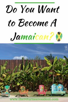 If you're like me and want to live in Jamaica on a long-term basis or permanently there are a few things that you need to do first and that is to become a Jamaican Citizen. Living In Jamaica, Blues Music, Pop Music, Getting Ready To Move, Moving Overseas, Movin On, Reggae Music, Daddy Yankee, Love Songs