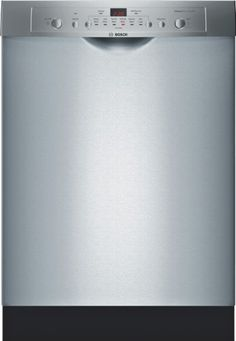 Bosch SHE3AR75UC Full Console Stainless Steel Dishwasher Review