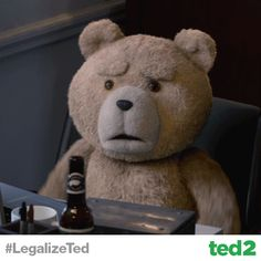 TED 2   Legalize Ted   In Theaters June 26