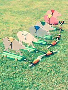 Village fete games!