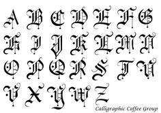 The old english latin alphabet —though it had no standard orthography —generally… Calligraphy Fonts Alphabet, Hand Lettering Alphabet, Graffiti Alphabet, Cursive, Gothic Lettering, Graffiti Lettering Fonts, Lettering Design, Alfabeto Tattoo, Gothic Alphabet