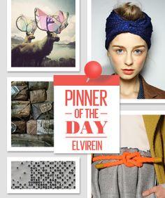 Elvi  http://pinterest.com/elvirein/  http://www.refinery29.com/pinterest-account-of-the-day-elvi