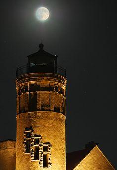 Mackinac Light House, Michigan