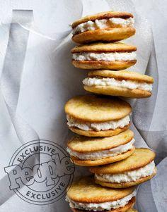 Kaitlyn Tomeny's Lemon-Ricotta Sandwich Cookies