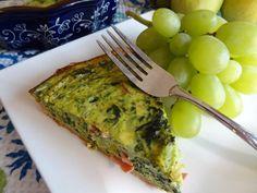 Spinach Broccoli and Presunto (Prosciutto) Quiche Portuguese Kale Soup, Portuguese Sweet Bread, Portuguese Recipes, Broccoli Quiche, Spinach, Quiche Recipes, Pie Recipes, Great Recipes, Kitchens