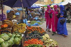 mujeres marruecos