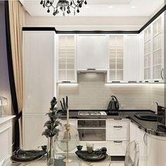 Нам очень нравится эта кухня, а что в ней больше всего нравится вам? #dom_tvoej_mechty_кухня Автор: @anastasia_bikbulatova