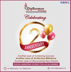 Top Digital Marketing Companies, Facebook Marketing, Achieve Success, Information Technology, Happy Anniversary, Twitter, Google, Happy Aniversary, Successful People