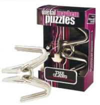 claws metal puzzle