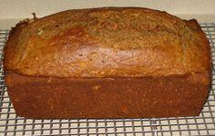 The Iowa Housewife: Carrot Bread Carrot Bread Recipe, Carrot Cake Loaf, Carrot Recipes, Banana Bread Recipes, Sweet Recipes, Carrot Cakes, Apple Cake, Bundt Cakes, Healthy Recipes