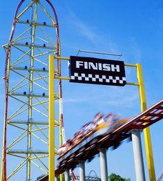 Top Thrill Dragster -- Cedar Point