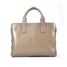 Genuine Leather Accordion-Style Soft-Sided Briefcase Bag, Light Brown   iCarryalls Leather Fashion  www.icarryalls.com
